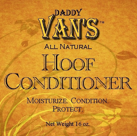 Daddy Van's All Natural Hoof Conditioner American Made