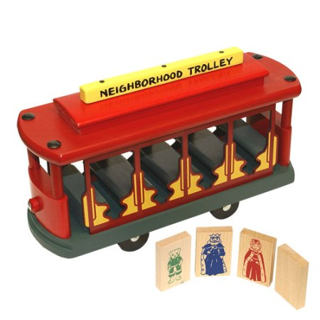 Holgate Toys Classic Trolley American Made