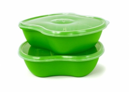 Food Storage Recycled Container 4-count Made in USA