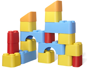 Baby Blocks American Made by Green Toys