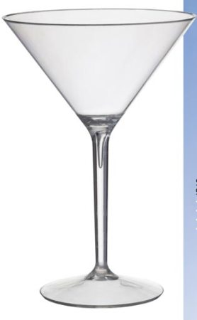 American Made Martinis GlassesTumbler Glasses, Set of 8