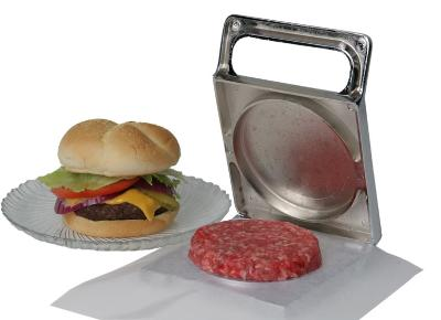 Hamburger Patty Press  American Made