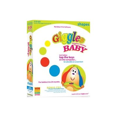 Giggles Computer Funtime For Baby - Shapes