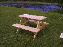 Picnic Tables & Benches Made in USA