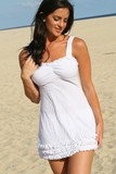 Carlita Swim Dress Made in USA