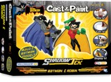 Cast And Paint Model Kit: Batman & Robin