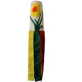 Daffodil US Made Windsock