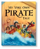 My Very Own Pirate Tale Name Personalized Storybook - American Made