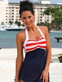 Sailor Girl Swimdress Made in America