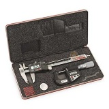 Precision Measuring Tools, Calipers, Plumb Bobs, Dial Indicators