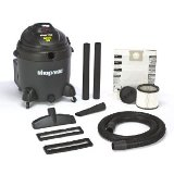 Shop-Vac 20gallon 6.5HP QSP Quiet Deluxe Wet Dry Vac