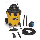 Shop-Vac 32gallon 6.5hp wet dry vac with Handle Wheels - Made in USA