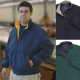 Microfibre Sport Jacket - Downtown - Made in USA