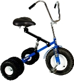 The Dirt King Adult Trike - American Made