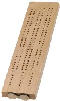Cribbage - 3 Hand - American Made