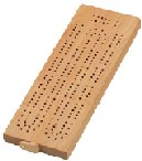 Maple Landmark Cribbage - Continuous