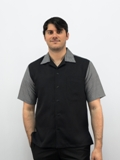 Daccord Casual Shirt Black Made in America
