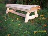 The 1940 Mount Rainier Classic American Made Bench
