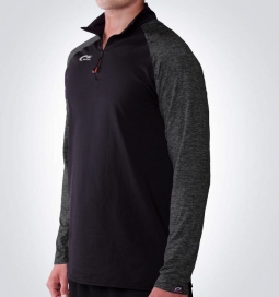 ProWikMax®  Midweight 1/4 Zip Made in USA