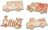 Maple Landmark Vehicle Lace-A-Shapes Made in America