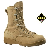 795 - Belleville Waterproof Insulated Tan Combat  Boot Made in America