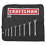 Craftsman 8 pc. Combination Wrench Set  Made in USA