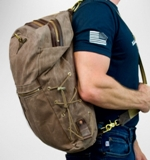 Burning Maple Back Pack Made in USA