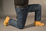 Denim Work Pant With Knee Pad Pockets  American Made