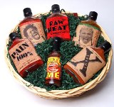 Hot Sauce Lovers Gift Basket American Made