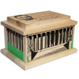 Lincoln Memorial Bank Made in USA