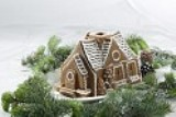 Gingerbread House Bundt Pan USA Made  - ON SALE NOW!