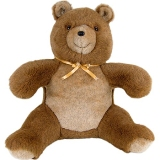 Big Teddy Bear Stuffed Animal Made in USA