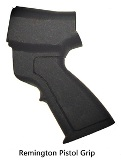Rear Pistol Grip - Remington - American Made