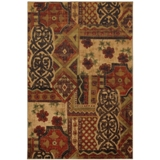 Mohawk Decorator's Choice Royal Entrance red Area Rug - Made in USA
