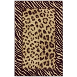Mohawk Home Select Woodgrain Tigress Area Rug Made in America