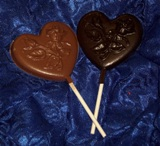 20 Pack Valentine's Day Lollipops - American Made