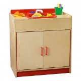 Modular Play Kitchen - Preschool Sink - American Made in USA