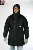 PolarWear Parka, hooded, above knee length (rated to -55F) - Made in USA
