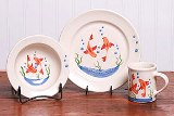 Baby Dish Set American Made