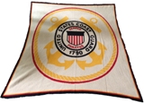 Coast Guard Blanket American Made