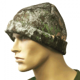 Beanie Fleece Camo American  Made