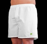Mens White boxer Shorts Made in USA
