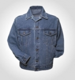 Denim Jacket American Made