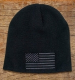 Flag Beanie American Made