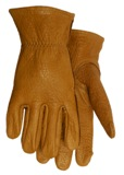 Buffalo Hide Work Gloves American Made