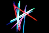 Set of 3 - 10 Pack Glowsticks Made in America