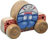 Maple Landmark Humpty Dumpty Car on Wheels Made in USA