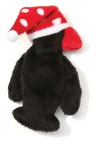 Penguin Holiday Dog Toy Made in USA