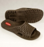 Mens Torino Weave Comfort Sandal Made in America