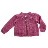 Oliver & Adelaide Betsy Berry Cardigan Made in USA